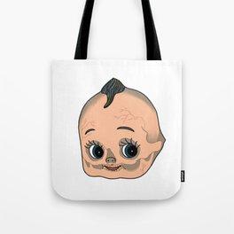 Spooky Kewpie Tote Bag
