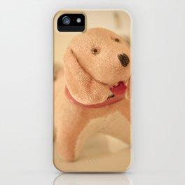Sewing Helper iPhone Case
