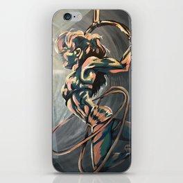 Hoop Trio iPhone Skin