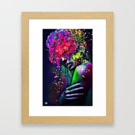 Midnight Ache Framed Art Print