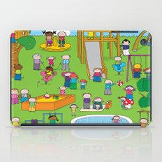Playground  XL iPad Case