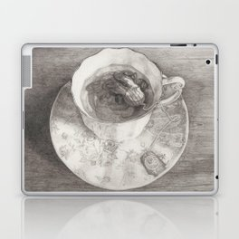 Teacup Octopus Laptop & iPad Skin