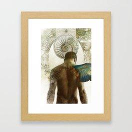 Sanctimonia Framed Art Print