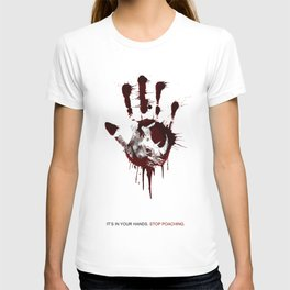 Conflict of Rhino T-shirt