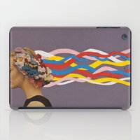 school iPad Cases featuring wave by Canson City