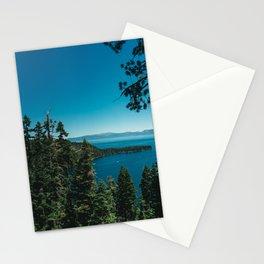 Lake Tahoe III Stationery Cards