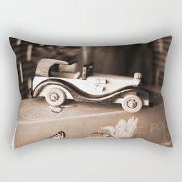 Vintage toy Rectangular Pillow