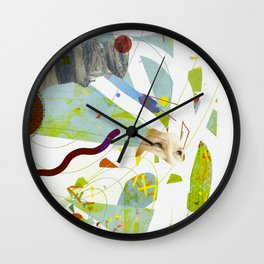 Level Wall Clock