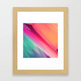 lines 3 Framed Art Print