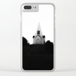 Farley Mount. Clear iPhone Case