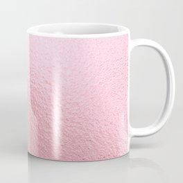 Simply Metallic in Blush Rose Gold Coffee Mug