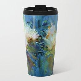 Water Lilies Travel Mug