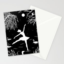 Swan Lake: Odette the White Swan Stationery Cards