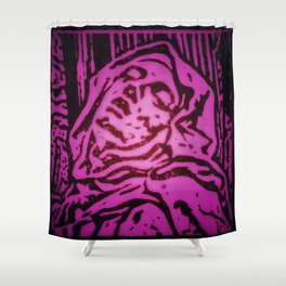 Ecstasy Bernini Shower Curtain