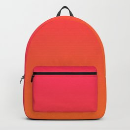 Ombre Candy Apple Backpack