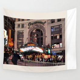 New York City - Times Square Wall Tapestry