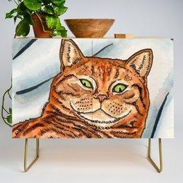 Ginger Cat Credenza