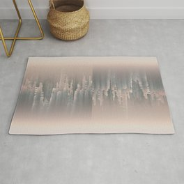 Reversible Space A+B Rug