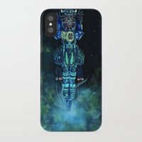 architect iPhone & iPod Cases featuring Architect 1  by HourglassAxis