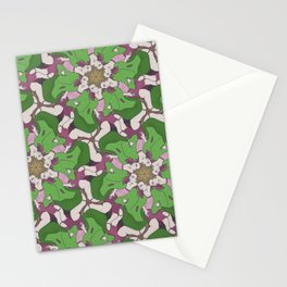 Do Look Back Tessellation Stationery Cards