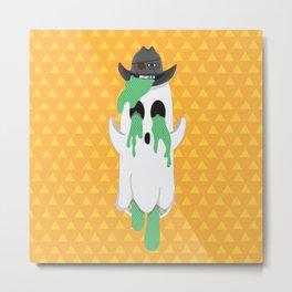 Spooky Brudda Metal Print