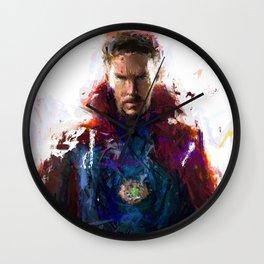 Mr Dr Strange Wall Clock