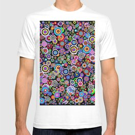 Spots (Version 7) by Bruce Gray T-shirt