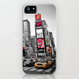 Times Square - Hyper Drop iPhone Case
