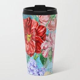 Wall Flowers Travel Mug