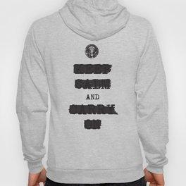 redacted. Hoody