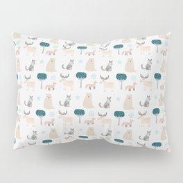 Forest Fun Pillow Sham