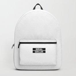 Serial Griller Backpack