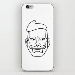 Nick Wooster - Colordination iPhone Skin