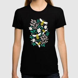 Blooms & Bees T-shirt