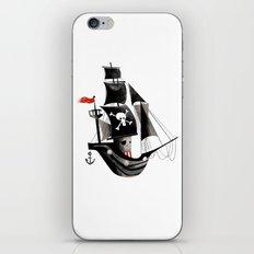 Pirate Ship iPhone Skin