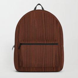Walnut Wood Texture Backpack