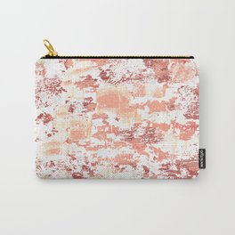 Pastel Cracks Carry-All Pouch