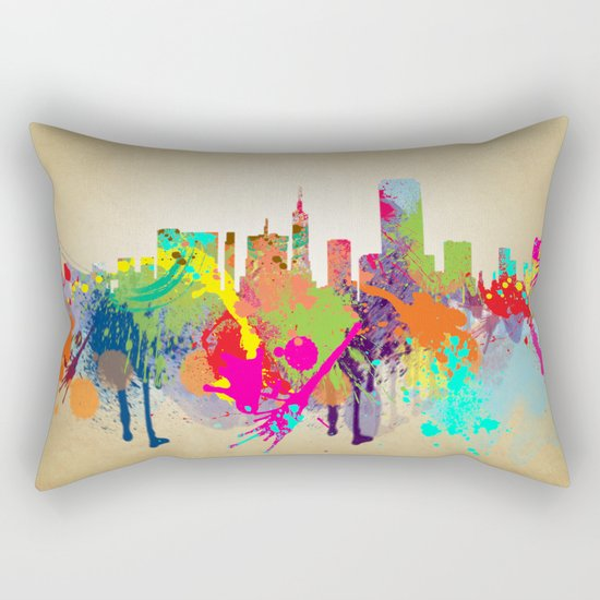 San Francisco  Rectangular Pillow