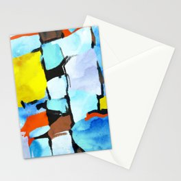 Washed thoughts Stationery Cards