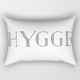 HYGGE Rectangular Pillow