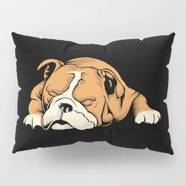English Bulldog | Dog Lover Pillow Sham