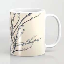 Willow Catkins bouquet Coffee Mug