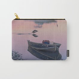Two boats one seagull Carry-All Pouch