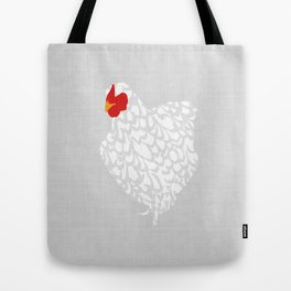 Just The Chicken Tote Bag