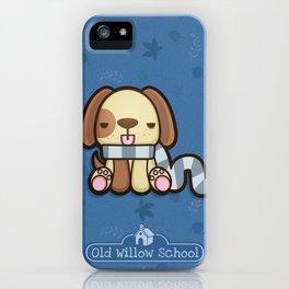 Freddy the Lazy Dog iPhone Case