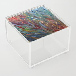 Colours of Happiness Acrylic Box