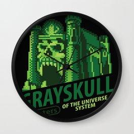 Game of Grayskull Wall Clock