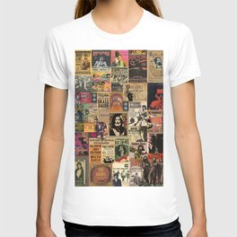 Rock n' Roll Stories revisited T-shirt