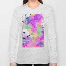 the funky road Long Sleeve T-shirt