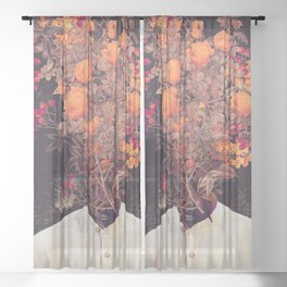 Bloom Sheer Curtain